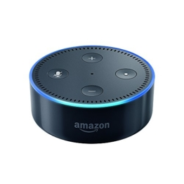 Amazon Echo Dot (2. Generation), Schwarz -
