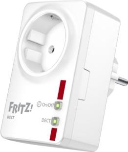 AVM Intelligente Steckdose FRITZ!DECT 200, geeignet für Deutschland -