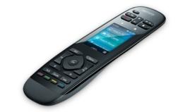 Logitech Harmony Ultimate Touchscreen-Fernbedienung für Home Entertainment schwarz -