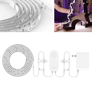 Original Xiaomi Yeelight LED 2m RGB Smart Strip Streifen Wireless WiFi Android & ios Control DC12V -