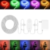 Original Xiaomi Yeelight LED 2 m RGB Smart Strip Streifen Wireless WiFi Android & ios Control DC12 V -